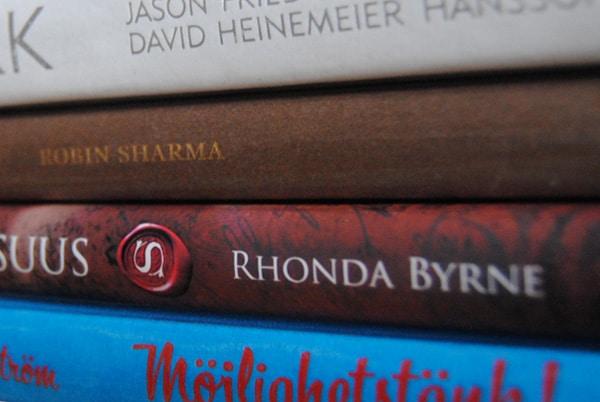 5 utmärkta böcker om personlig utveckling