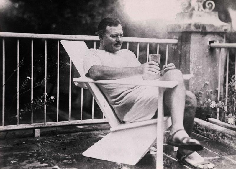 Ernest Hemingway hur han skrev rutiner