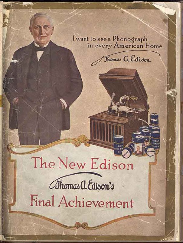 Edison reklam