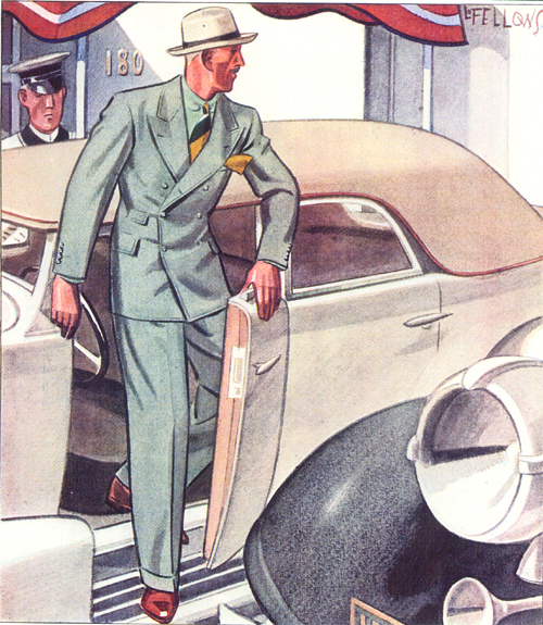L._Fellows_1934_greensuit