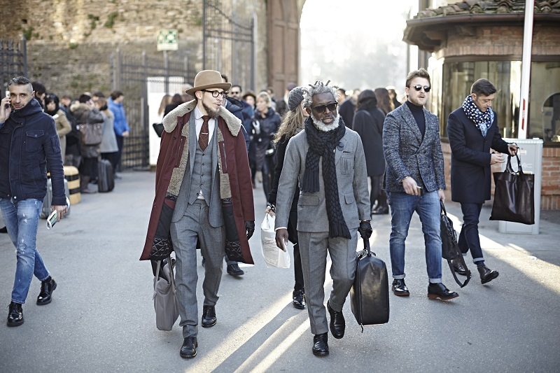 Pitti uomo 87- the first images from tradeshow - 001