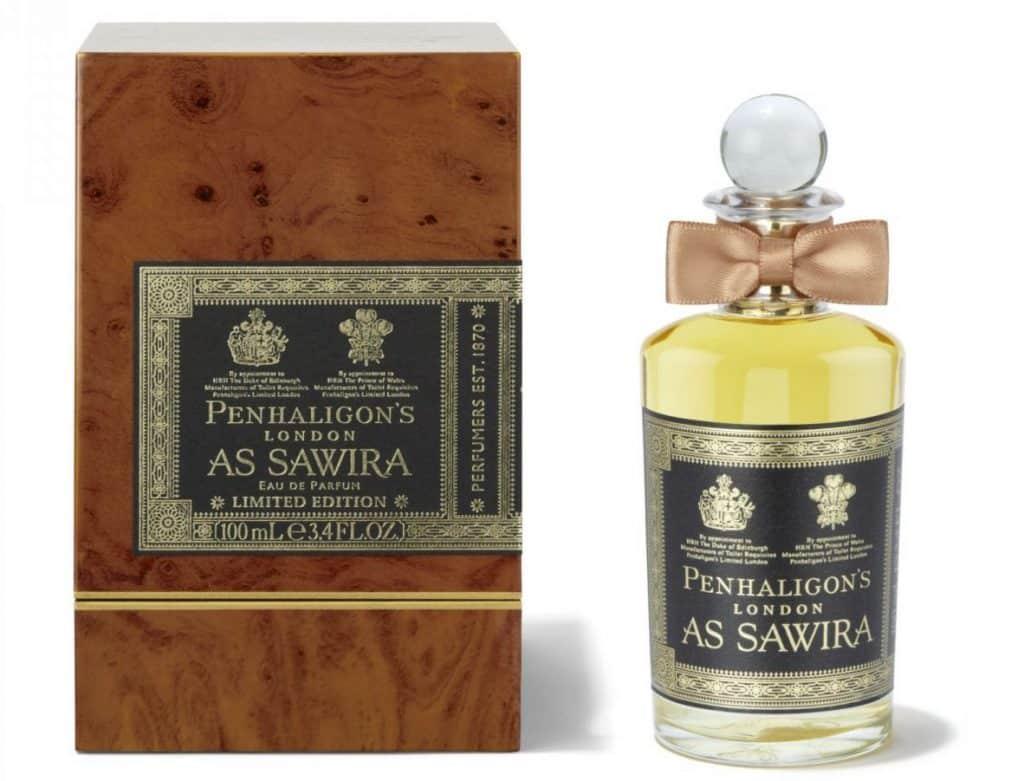 lyxiga oud parfymer