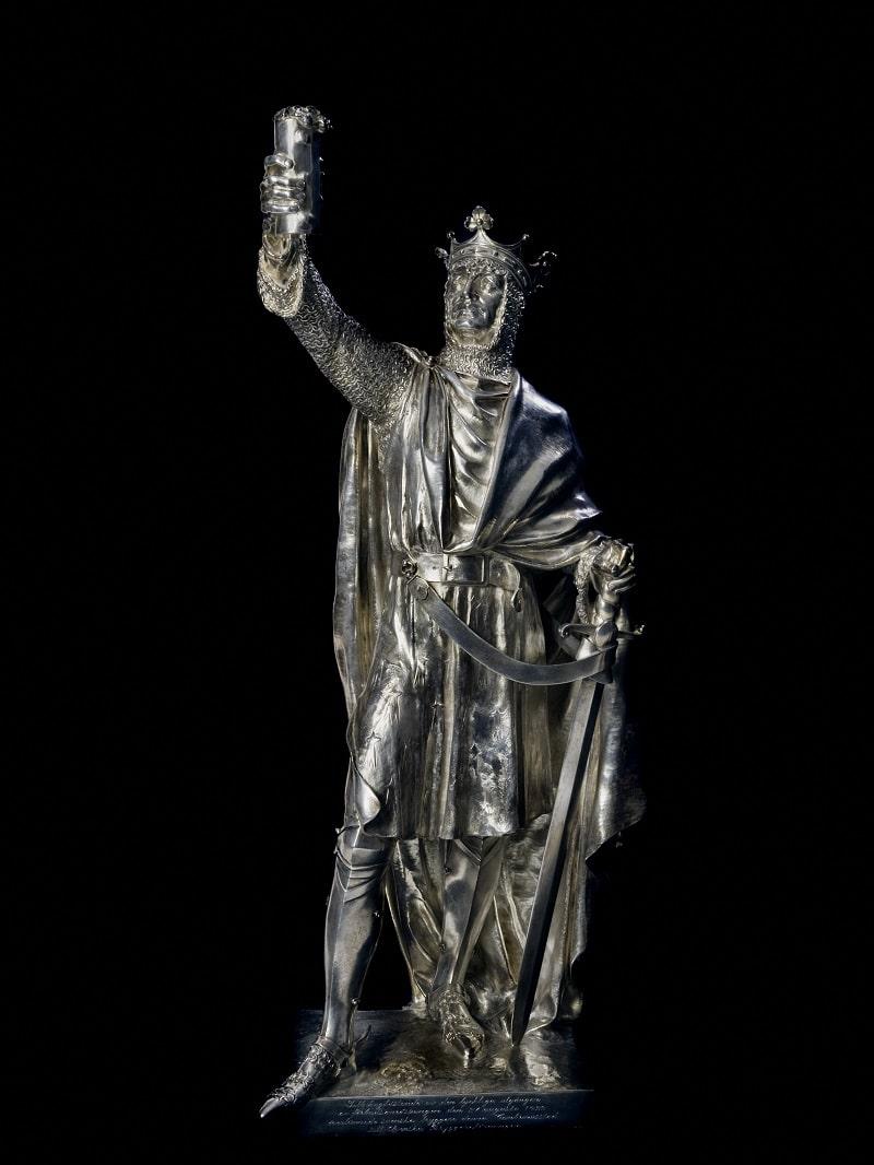ölets dag staty