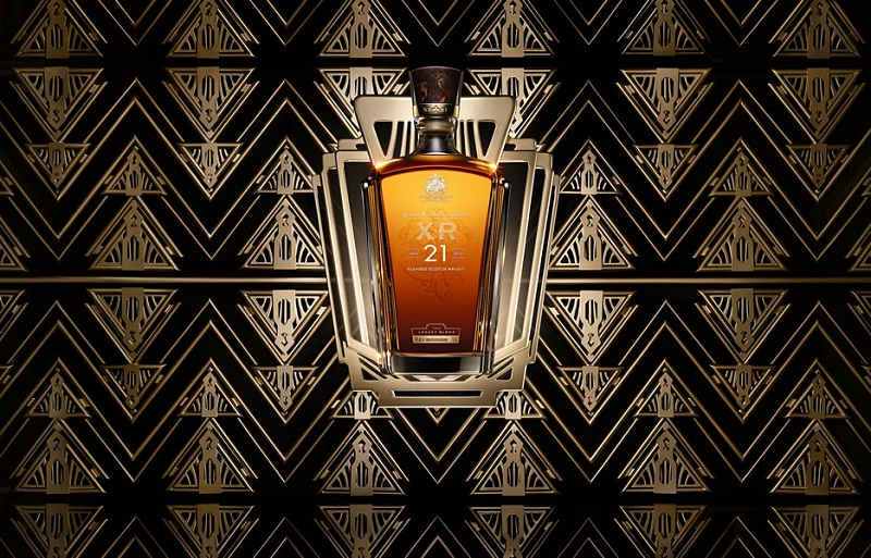 Johnnie Walker Art Deco
