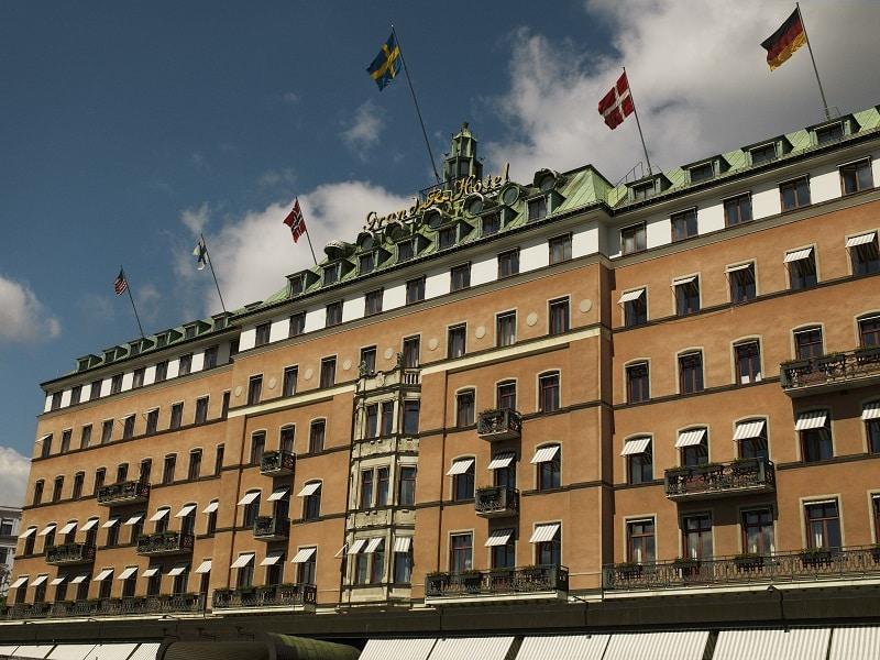 grand hotel fasad