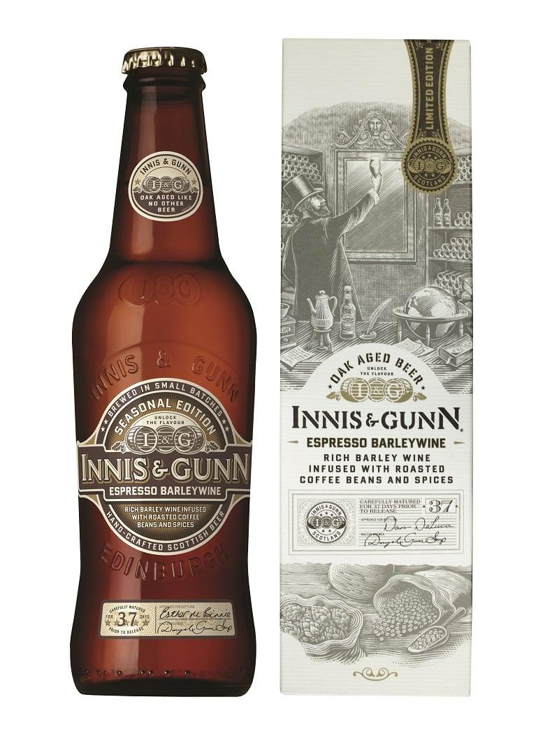innis & gunn espresso barley wine
