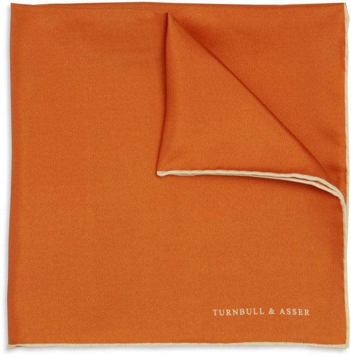 orange bröstduk turnbull & asser