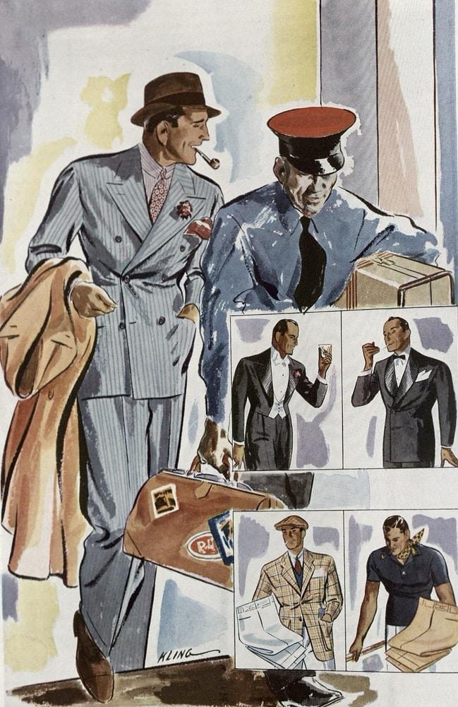 resande gentleman 2