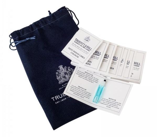 truefitt & hill sample pack