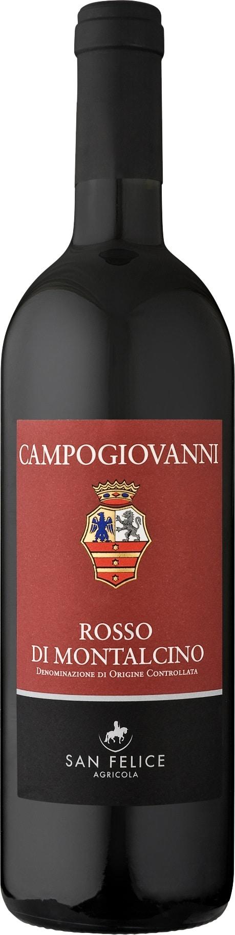 vin Campogiovanni Rosso di Montalcino