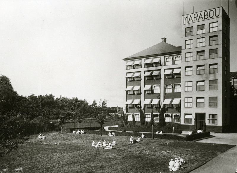 Maraboufabriken Sundbyberg