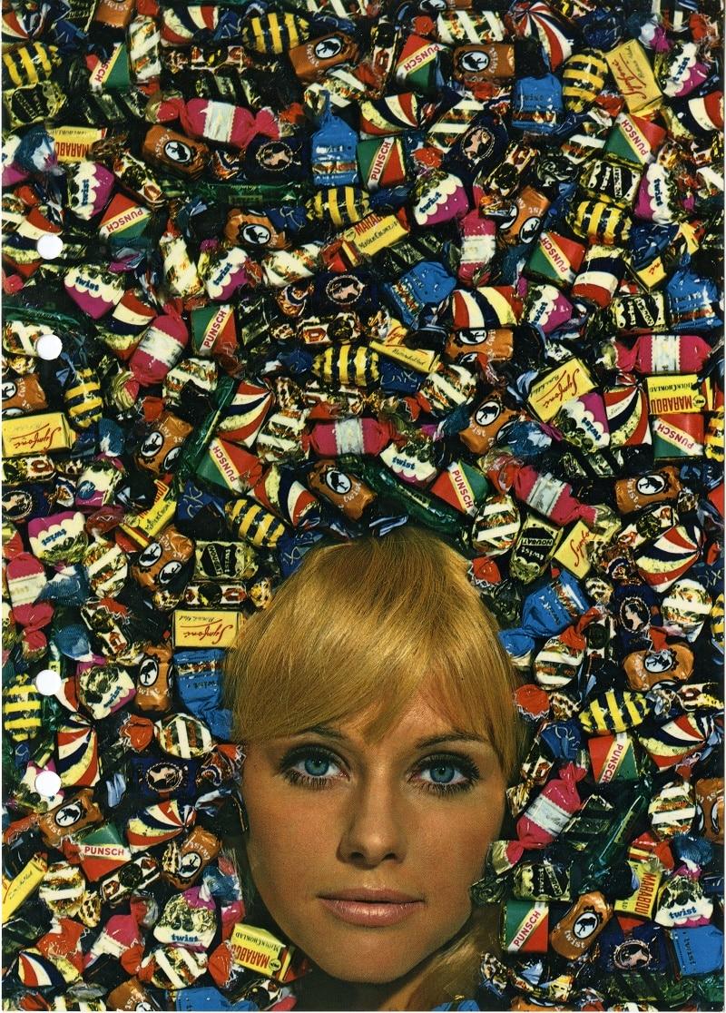 Reklambild för Twist 1964.