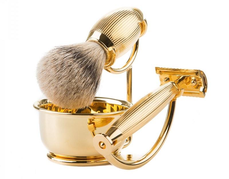 lyxigt rakset benjamin barber