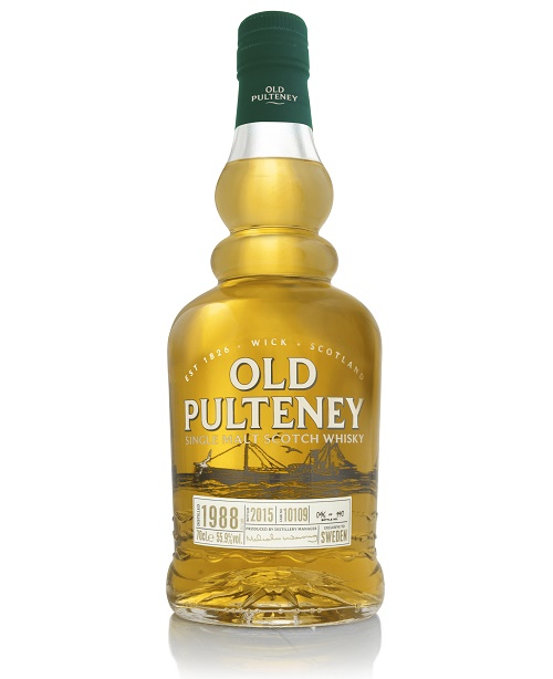 old pulteney 1988 swedish