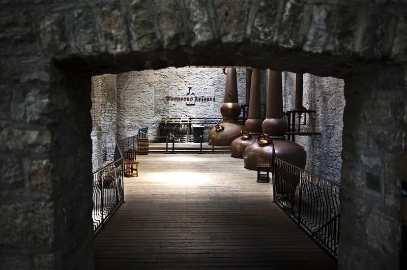 woodford distillery 3