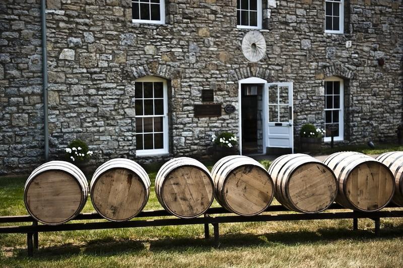 woodford distillery 4
