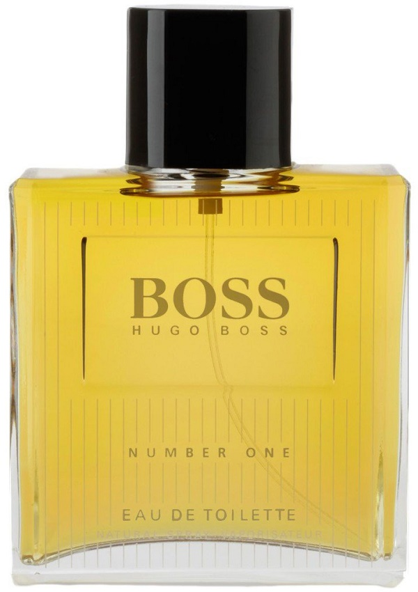 boss number one edt 2