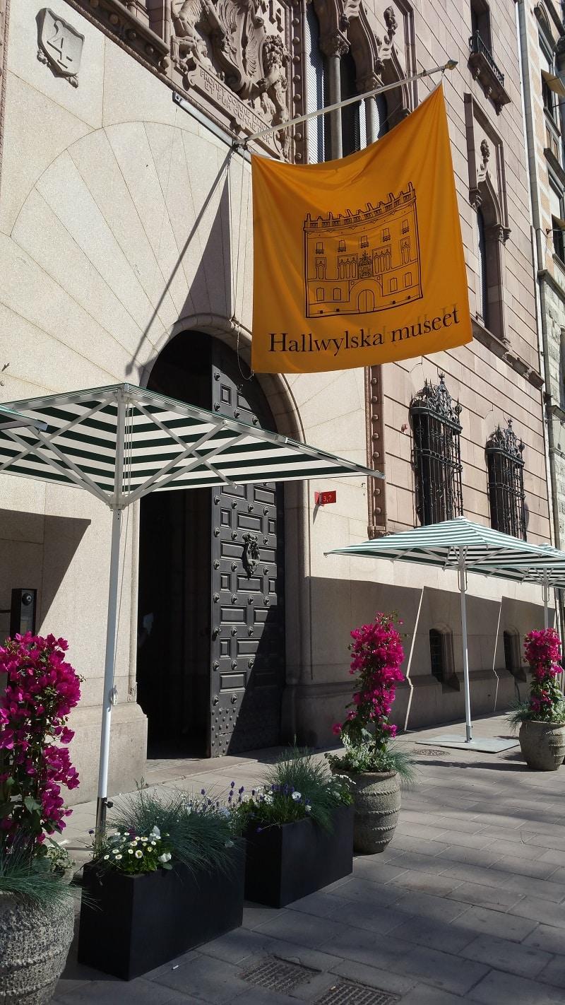 hallwylska museet fasad