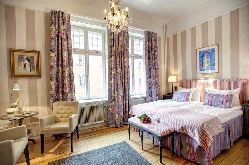 de luxe rum hotel kung carl