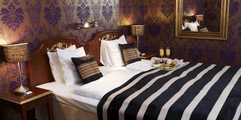 victoriasviten hotel kung carl
