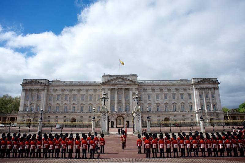 Buckingham Palace - VE17234
