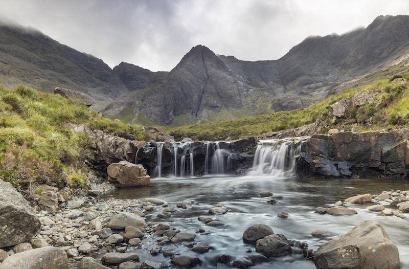 Visit Scotland - Fairy Glen