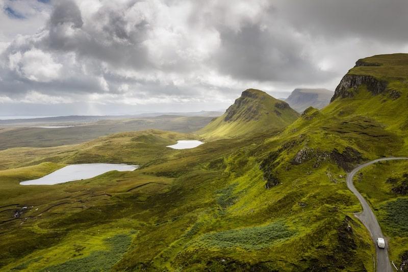 Visit Scotland - The Quiraing