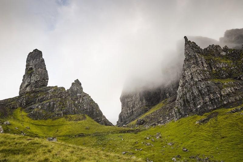 Visit Scotland - The old man of storr