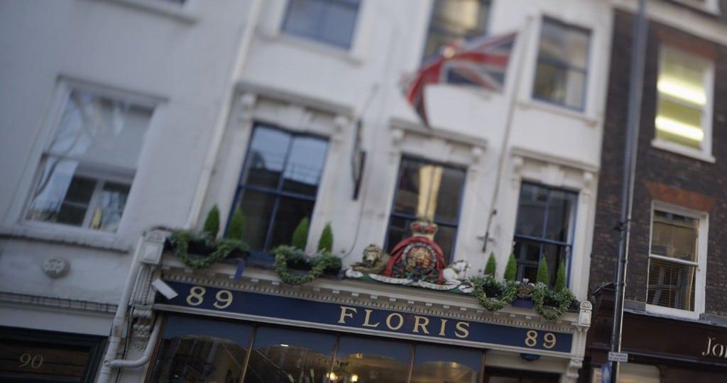 floris butik london