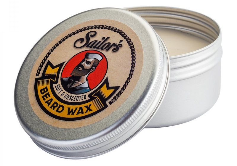 sailor's beard wax
