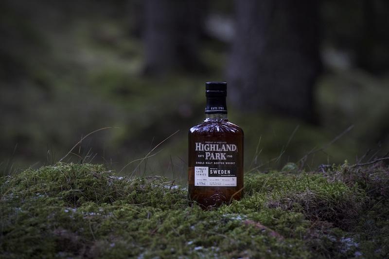 Highland Park Whisky.