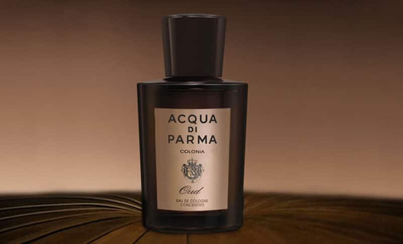 lyxig oud parfym