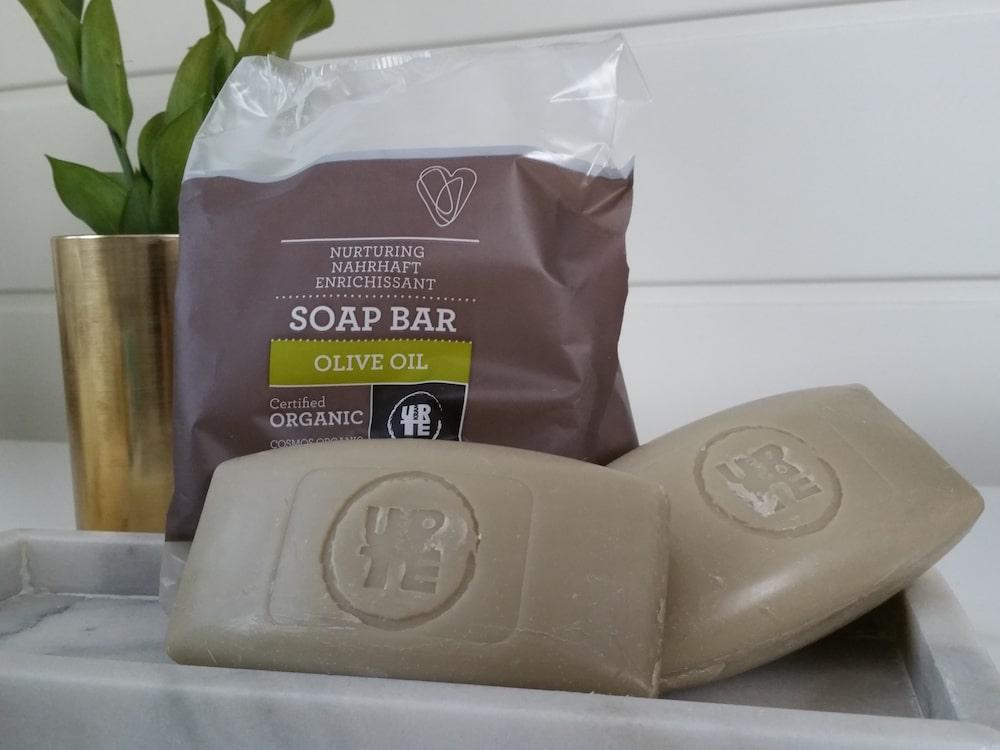 urtekram soap bar
