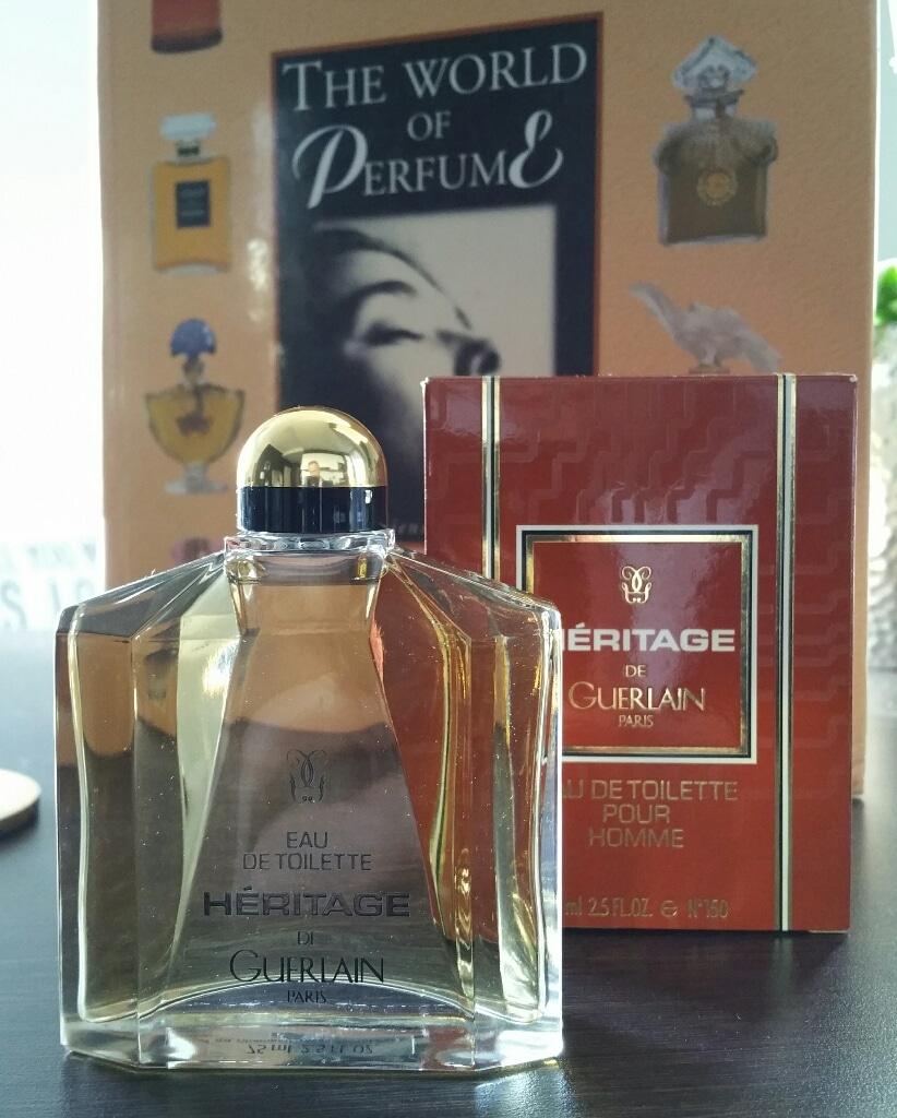 parfym på engelska
