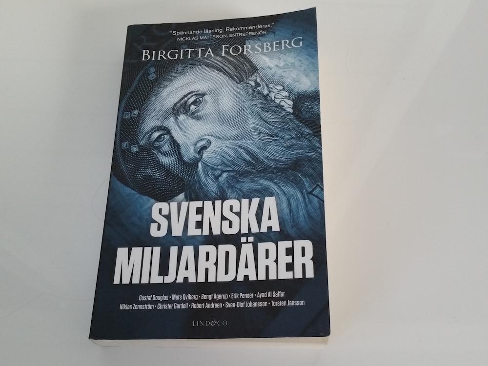 bok om svenska miljardärer