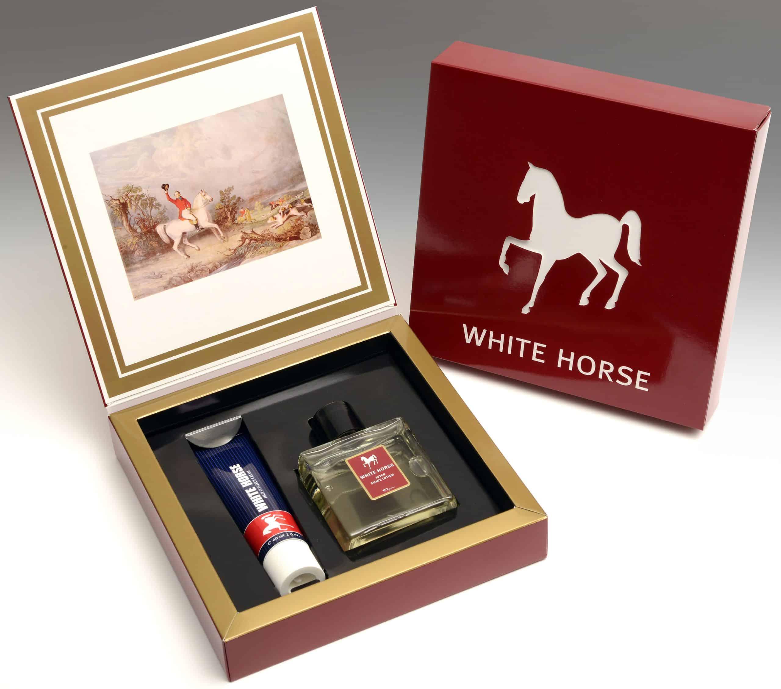 klassiska svenska herrserien white horse