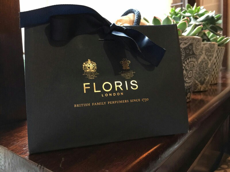 Floris London shopping bag