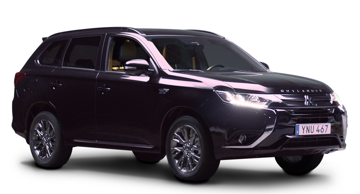 Mitsubishi Outlander PHEV – 100 Year Edition.
