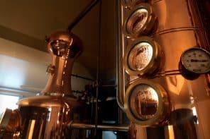 Prisbelönt skånskt destilleri satsar på den svenska marknaden