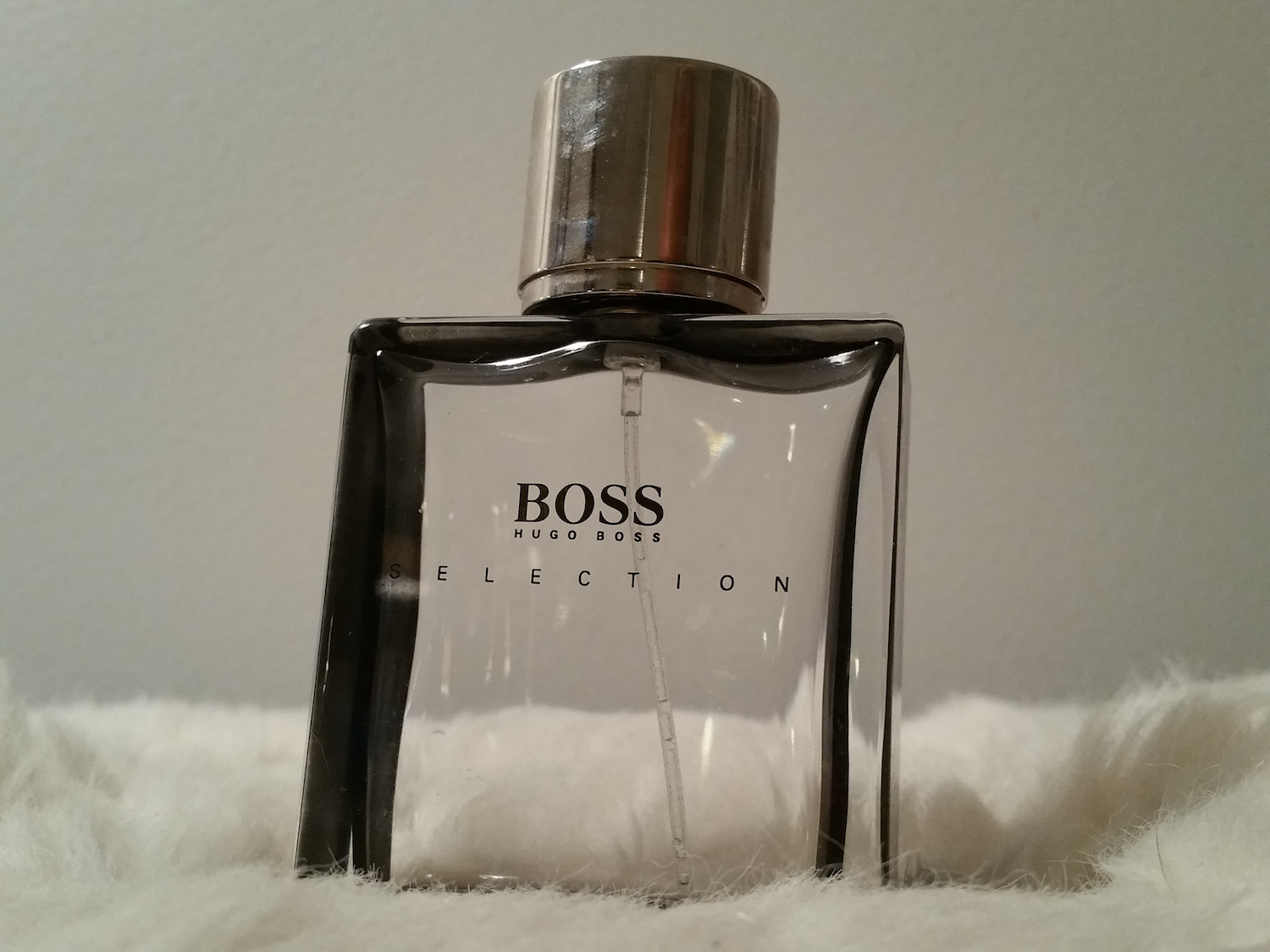 Boss Selection classic mens fragrance