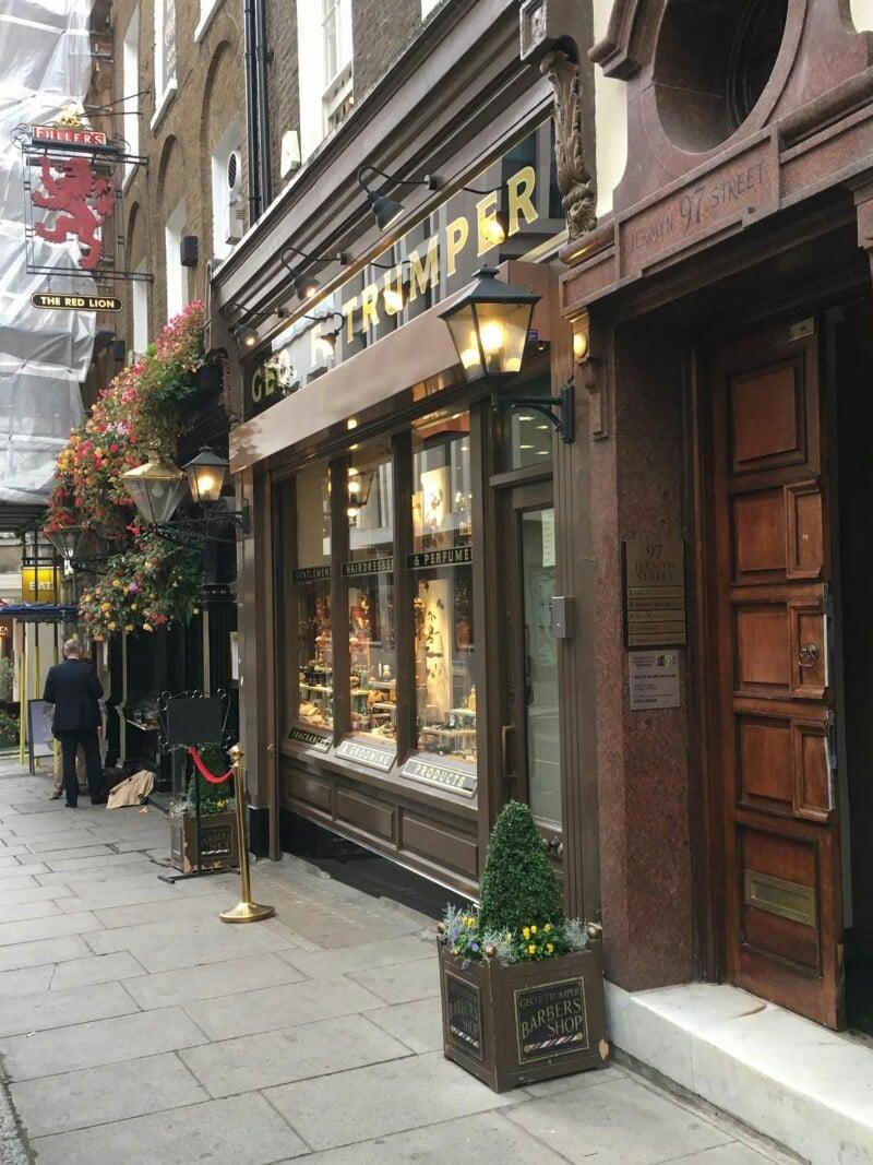 Geo F Trumper London