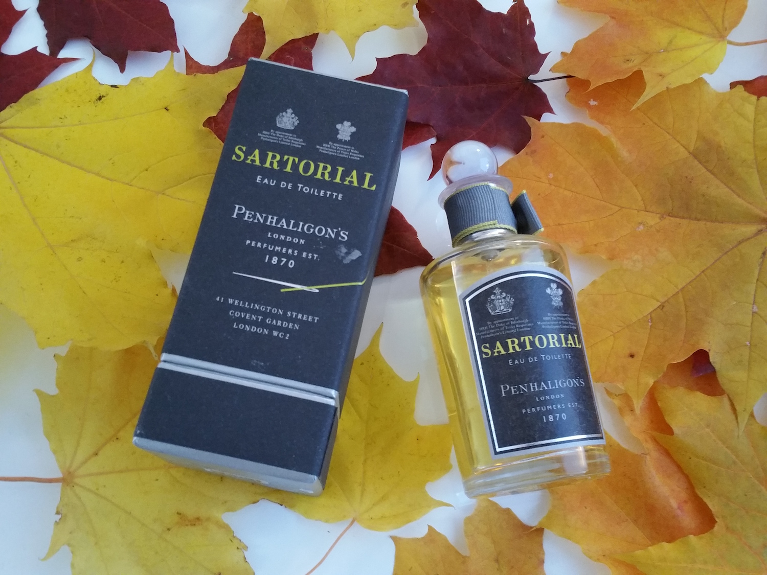 English Penhaligon's classical sartorial