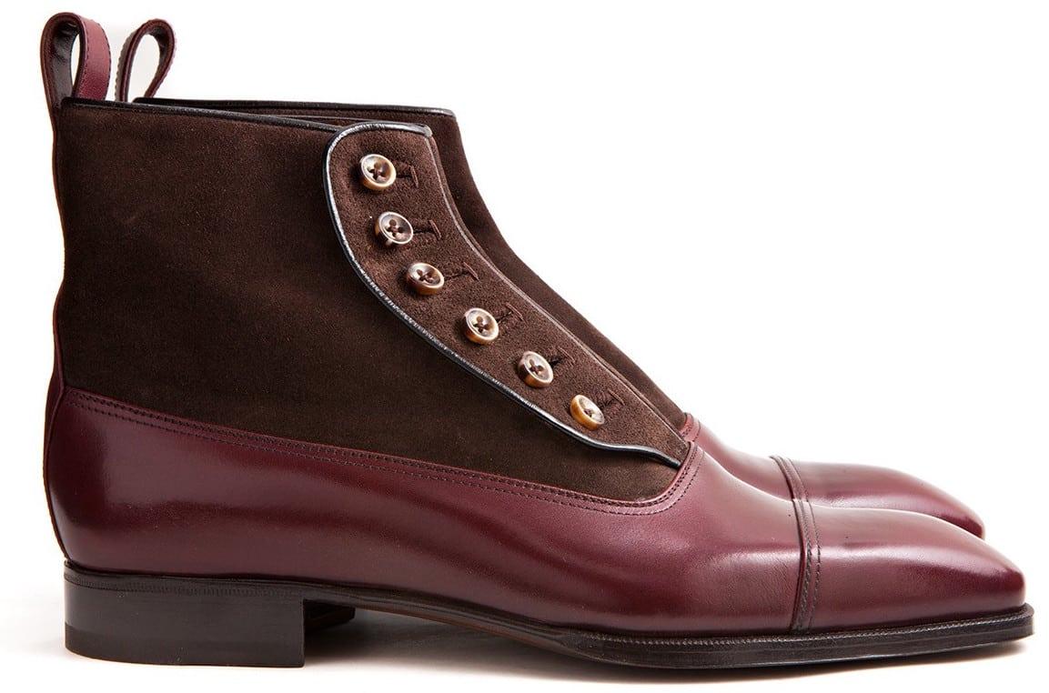 gammaldags skor