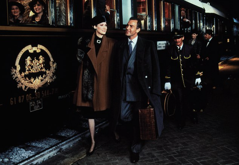 style inspiration murder on the orient express
