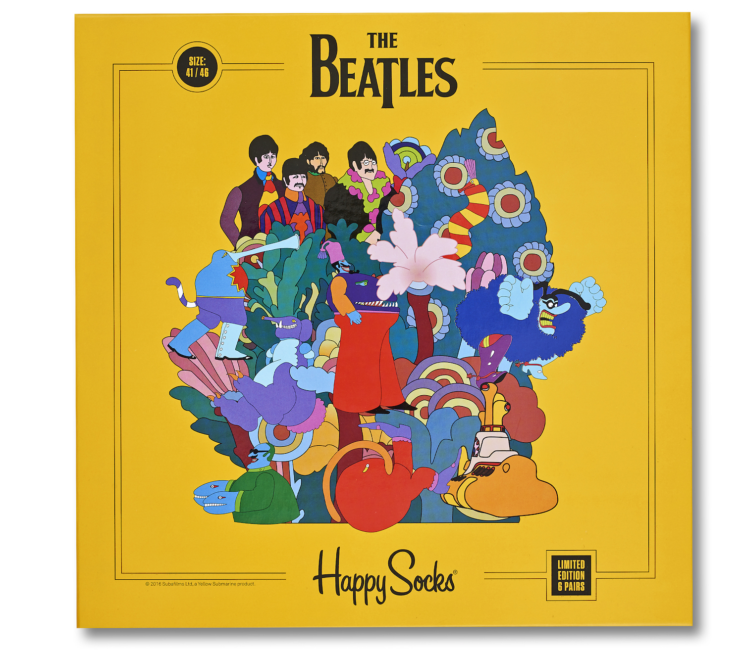 Happy Socks The Beatles