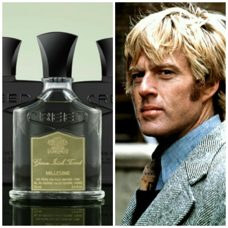 creed green irish tweed robert redford