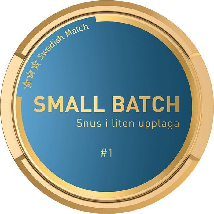 snus small batch