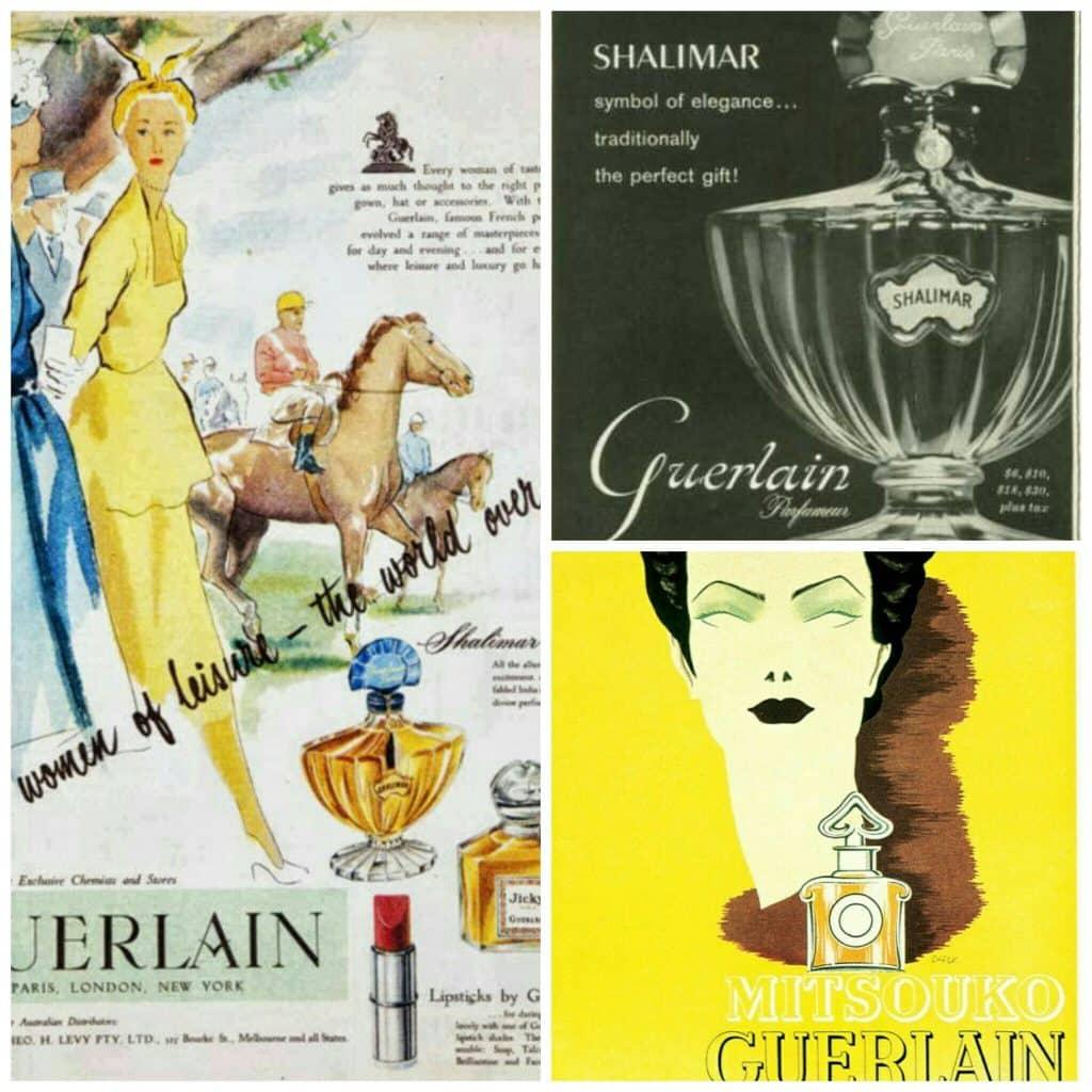 Guerlains parfymer för kvinnan julklapp 2017