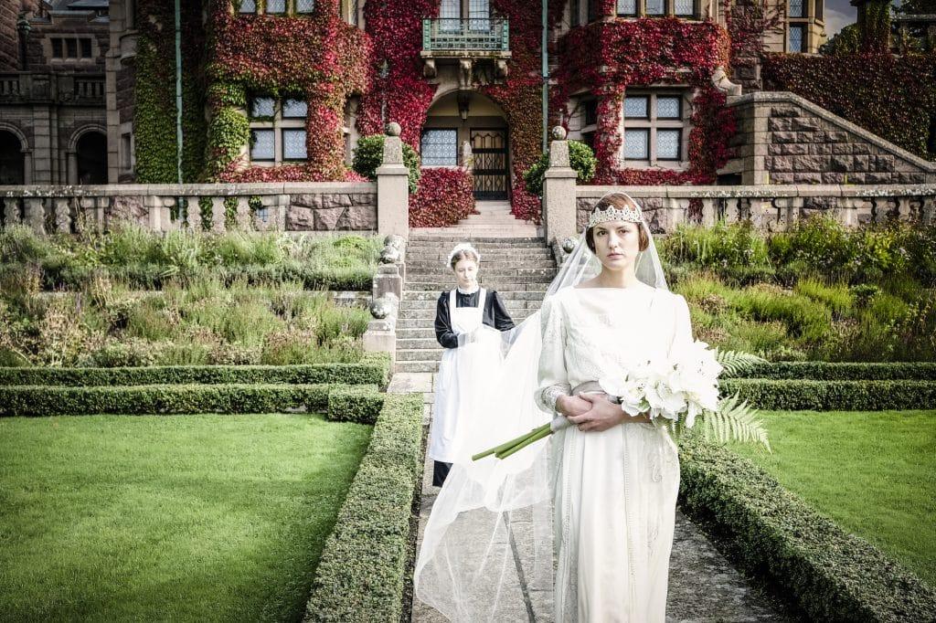 downton abbey kläder utställning exhibition