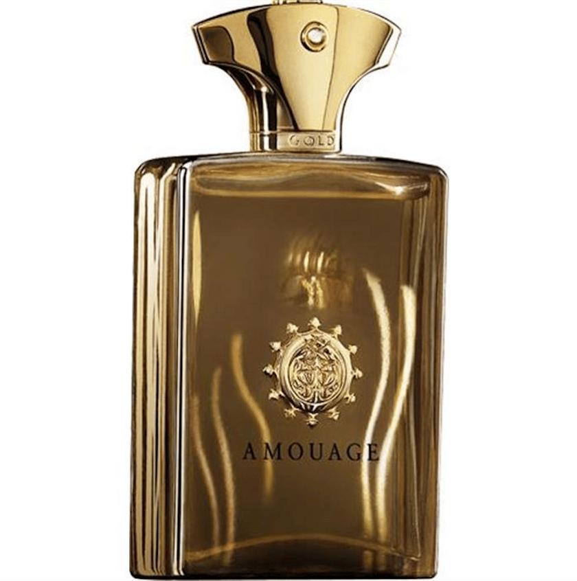 Amouage Gold lyxiga parfymer för män